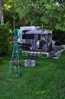 Batmans campground, Manitoulin Island, Canada